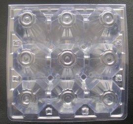 9枚鸡蛋盒