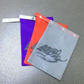 厂家定制无纺布束口袋定做 收纳袋玩具抽绳包装袋定制logo香料包
