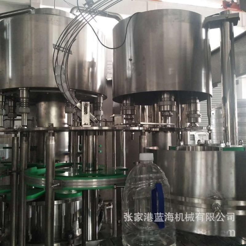 供应桶装水灌装机 900桶饮用水生产线 桶装纯净水设备 灌装机械