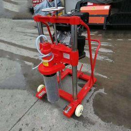 新款混凝土取芯机 汽油柴油混凝土取芯钻机 混凝土岩石钻孔机
