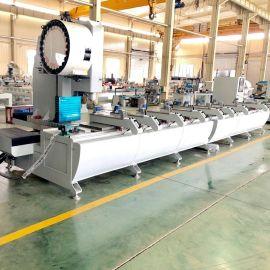 山東廠家供應JGZX6000 鋁型材數控加工中心