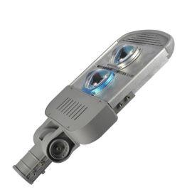 批发led路灯 可调角度摸组灯头 100W户外集成路灯模组外壳套件
