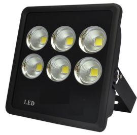 现货供应led投光灯外壳 300W长方聚光投光灯 全铝压铸泛光灯外壳