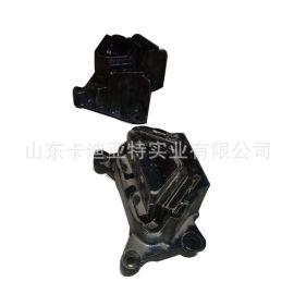 重汽 豪沃 HOWO T7H 驾驶室配件 发动机橡胶支撑 厂家图片 价格