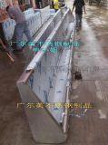 U型槽加工/大型不鏽鋼商場加工/不鏽鋼天溝加工