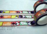 供應**DIY手工膠帶 韓國創意文具膠帶 糖果色手撕彩紙膠帶