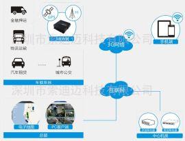 索迪迈厂家直销4G车载硬盘录像机