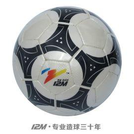 新品上市12M正品5号PU足球标准比赛足球训练球手缝球厂家直销