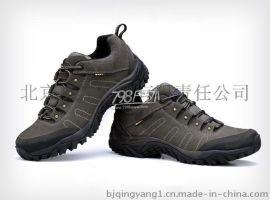 防水登山鞋 男款深灰色