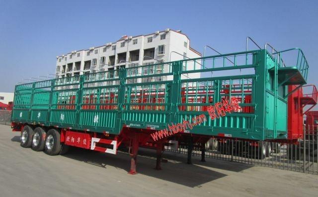 轻型13米仓栏半挂车, 轻量化13米仓栏半挂车价格