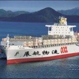 海运集装箱拖车专线广州-顺德龙江
