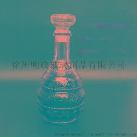 玻璃大酒瓶厂家 玻璃大酒瓶