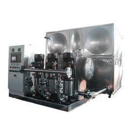 箱式变频供水设备,无负压变频供水机组
