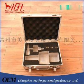厂家直销工具箱定做、铝合金工具箱、铝合金箱、便携五金工具箱