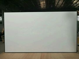 画框幕 超窄边框投影幕 厂家定制 正投背投画框幕