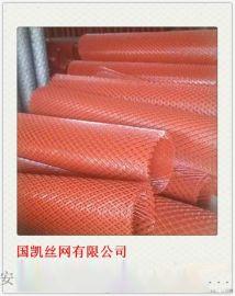 Q235护坡钢板网   抹墙钢板网