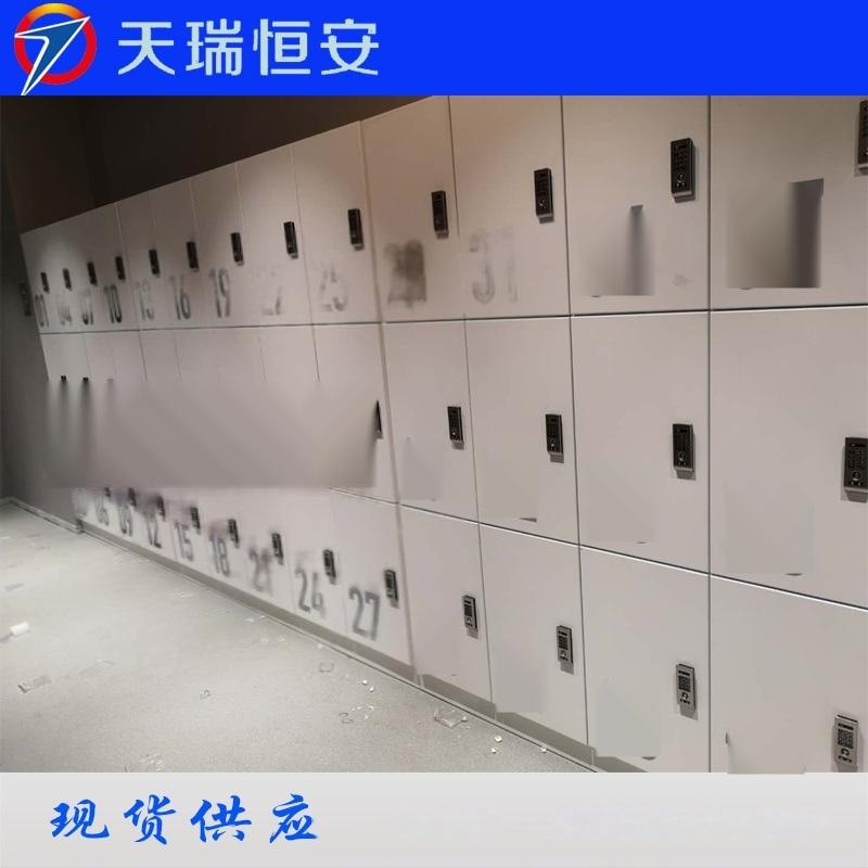 太原健身房PVC智能更衣柜厂家定做 天瑞恒安