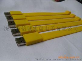 运动手腕带USB,公司活动优盘,信诚良品优盘制造商,有创意USB随身碟制造商,礼品USB供应商