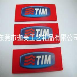 供应滴胶商标 卡通标牌 PVC软胶商标 广告商标