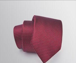 方格圆点商务正装领带 男士新郎结婚领带
