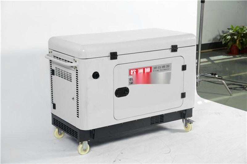 小型5kw柴油發電機靜音型