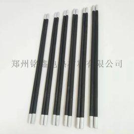 郑州铭鑫厂家等直径大头硅碳棒气氛电阻炉窑炉加热棒