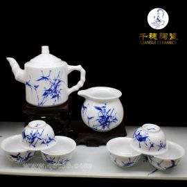 【景德镇茶具】如何鉴别景德镇茶具?