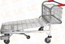 超市理货车,物流周转车,仓库搬运车 厂家直销