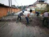 路易伟业起拱加长混凝土路面摊铺整平机 水泥摊平机 混泥土地面平板振捣梁