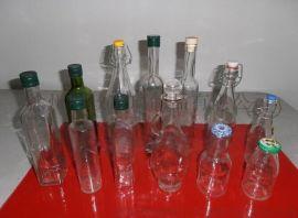 工艺玻璃瓶 小玻璃瓶 玻璃酒瓶