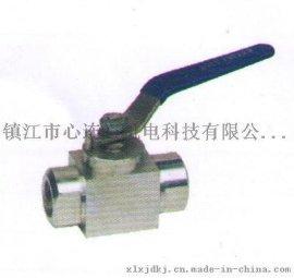 厂家直销 优质不锈钢高压球阀 高温球阀价格 规格型号齐全