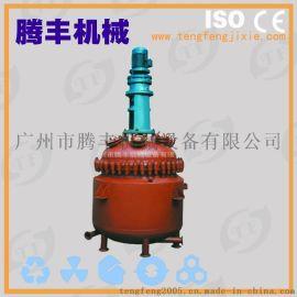 广州供应1000L搪瓷反应釜搪玻璃反应釜50-5000L