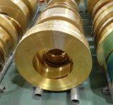 深圳铜带厂家h65首饰黄铜带 可开模定制冲压成任意黄铜首饰