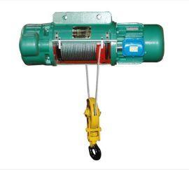 CD1型钢丝绳电动葫芦 加长后驱动 单速运行电葫芦