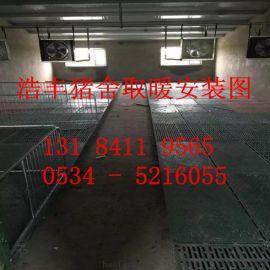 浩丰hf-40反烧鸡舍养殖锅炉供热多个散热器