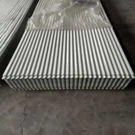 北京供应YX10-32-864型单板0.3mm-1.0mm275克镀锌压型板/耐腐蚀机器防雨罩/Q345B坲碳漆层波纹板