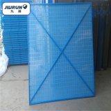 建築爬架網 建築工地專用防護網 圓孔網噴塑