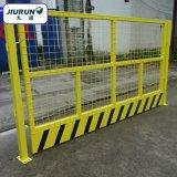 基坑围栏厂家 临时护栏网 工地临边防护网