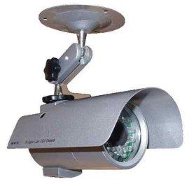 外夜视防水摄像机 (JHY-648LD)