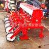 拖拉机带玉米播种机 玉米精播种植机 大豆玉米免耕悬浮式播种机
