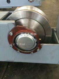 欧式减速电机配套车轮 φ125球墨铸铁欧式天车轮