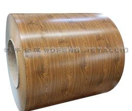 **镀铝锌合金印花钢卷,防盗门、钢木门原材料生产厂家