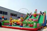 鄭州華童遊樂生產各類充氣玩具廠家直銷大型充氣城堡玩具批發生產