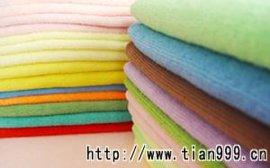 纤维干发毛巾