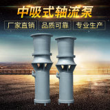中吸式潜水轴流泵_潜水轴流泵型号参数_德能专业生产