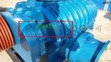 內蒙120立方洗煤羅茨鼓風機物料輸送設備