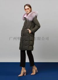 高端羽絨服品牌折扣店就到廣州明浩