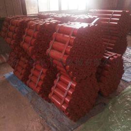 内蒙古洗煤厂108*380的皮带输送机托辊