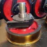 厂家直销主动、从动车轮 400*120车轮组