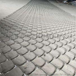 怀化镀锌勾花网 PVC包塑铁丝网养殖围网